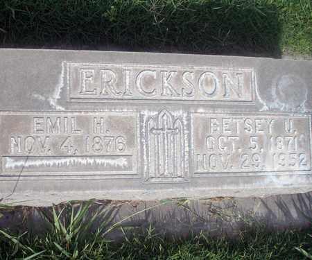ERICKSON, EMIL H. - Sutter County, California | EMIL H. ERICKSON - California Gravestone Photos