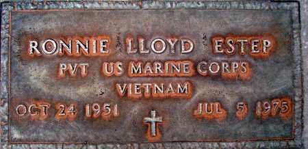 ESTEP, RONNIE LLOYD - Sutter County, California | RONNIE LLOYD ESTEP - California Gravestone Photos