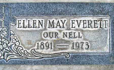 EVERETT, ELLEN MAY - Sutter County, California | ELLEN MAY EVERETT - California Gravestone Photos