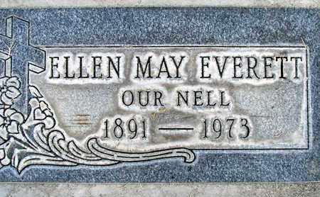 EVERETT, ELLEN MAY - Sutter County, California   ELLEN MAY EVERETT - California Gravestone Photos