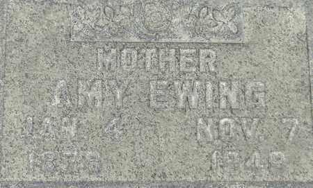 EWING, AMY RESYLVIA - Sutter County, California | AMY RESYLVIA EWING - California Gravestone Photos