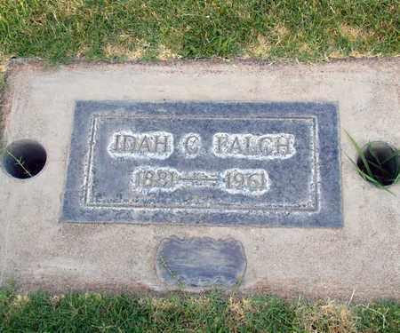FALCH, IDAH - Sutter County, California | IDAH FALCH - California Gravestone Photos
