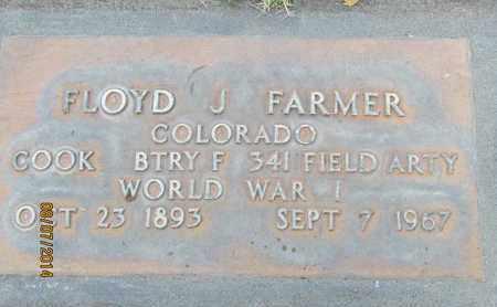 FARMER, FLOYD J. - Sutter County, California   FLOYD J. FARMER - California Gravestone Photos