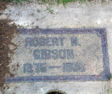 GIBSON, ROBERT NORMAN - Sutter County, California | ROBERT NORMAN GIBSON - California Gravestone Photos