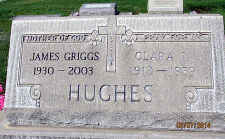 HUGHES, CLARA IRENE - Sutter County, California | CLARA IRENE HUGHES - California Gravestone Photos