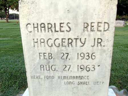 HAGGERTY, JR., CHARLES REED - Sutter County, California | CHARLES REED HAGGERTY, JR. - California Gravestone Photos