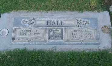 HALL, ARNOLD L. - Sutter County, California | ARNOLD L. HALL - California Gravestone Photos