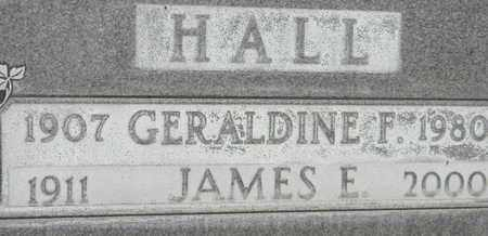 HALL, GERALDINE FAYE - Sutter County, California | GERALDINE FAYE HALL - California Gravestone Photos