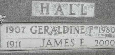 HALL, JAMES EDWARD - Sutter County, California | JAMES EDWARD HALL - California Gravestone Photos