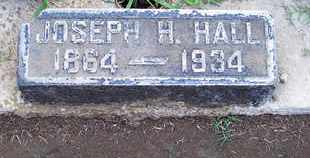 HALL, JOSEPH HENRY - Sutter County, California | JOSEPH HENRY HALL - California Gravestone Photos