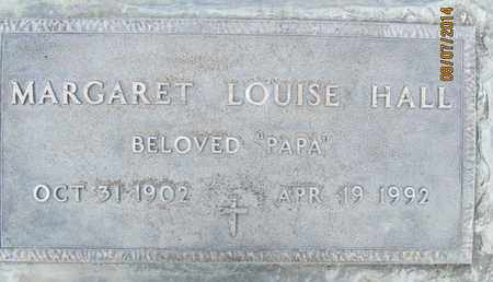HALL, MARGARET LOUISE - Sutter County, California   MARGARET LOUISE HALL - California Gravestone Photos