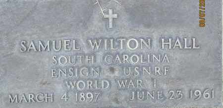 HALL, SAMUEL WILTON - Sutter County, California | SAMUEL WILTON HALL - California Gravestone Photos
