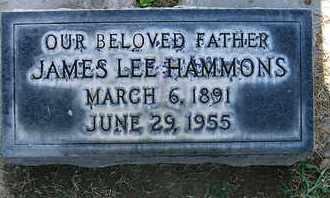 HAMMONS, JAMES LEE - Sutter County, California | JAMES LEE HAMMONS - California Gravestone Photos