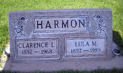 HARMON, LULA M. - Sutter County, California   LULA M. HARMON - California Gravestone Photos
