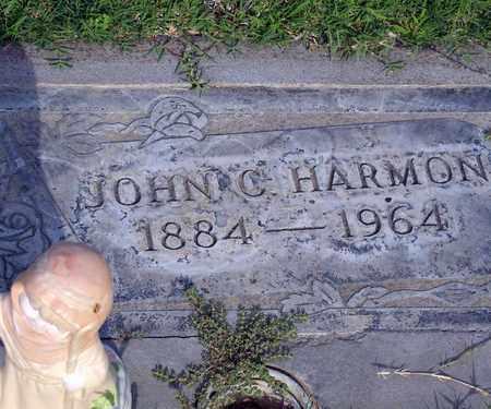 HARMON, JOHN C. - Sutter County, California | JOHN C. HARMON - California Gravestone Photos