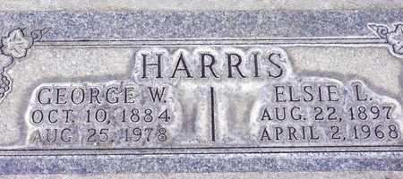 HARRIS, ELSIE L. - Sutter County, California | ELSIE L. HARRIS - California Gravestone Photos