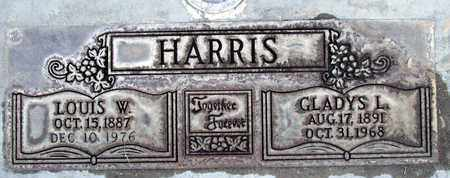 HARRIS, LOUIS WINTON - Sutter County, California | LOUIS WINTON HARRIS - California Gravestone Photos