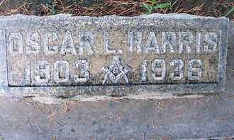 HARRIS, OSCAR L. - Sutter County, California | OSCAR L. HARRIS - California Gravestone Photos