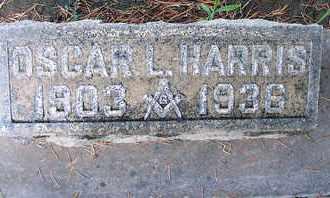 HARRIS, OSCAR L. - Sutter County, California | OSCAR L. HARRIS - California Gravestone Photos