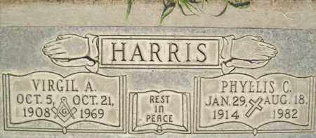 HARRIS, PHYLLIS C. - Sutter County, California | PHYLLIS C. HARRIS - California Gravestone Photos