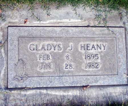 HEANY, GLADYS JENNIE - Sutter County, California   GLADYS JENNIE HEANY - California Gravestone Photos