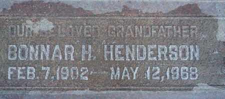 HENDERSON, BONNAR HOYETT - Sutter County, California | BONNAR HOYETT HENDERSON - California Gravestone Photos