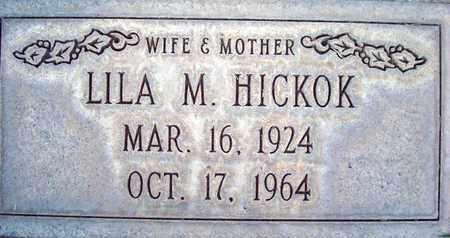 HICKOK, LILA M. - Sutter County, California | LILA M. HICKOK - California Gravestone Photos