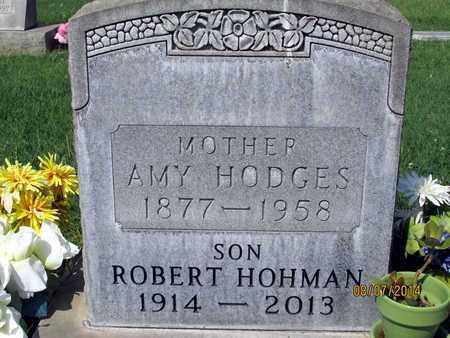 HODGES, AMY BERTHA - Sutter County, California   AMY BERTHA HODGES - California Gravestone Photos
