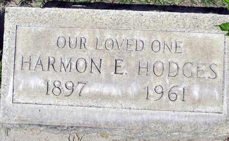 HODGES, HARMON E. - Sutter County, California | HARMON E. HODGES - California Gravestone Photos