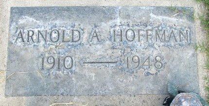 HOFFMAN, ARNOLD ADAM - Sutter County, California | ARNOLD ADAM HOFFMAN - California Gravestone Photos
