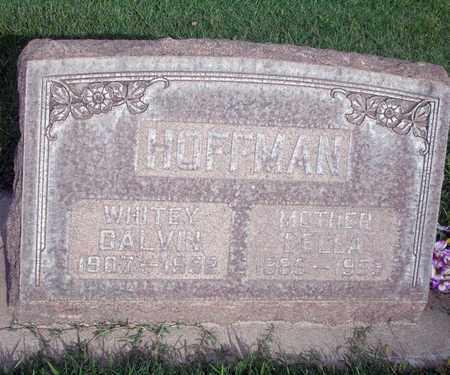 HOFFMAN, DAVID CALVIN - Sutter County, California   DAVID CALVIN HOFFMAN - California Gravestone Photos