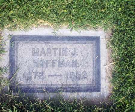 HOFFMAN, MARTIN J. - Sutter County, California   MARTIN J. HOFFMAN - California Gravestone Photos