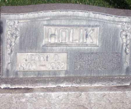 HOLIK, JERRY DAN - Sutter County, California | JERRY DAN HOLIK - California Gravestone Photos