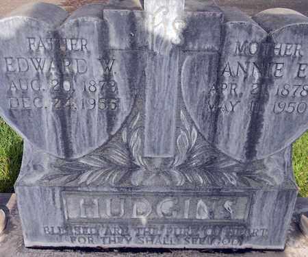 HUDGINS, ELIZABETH ANN - Sutter County, California | ELIZABETH ANN HUDGINS - California Gravestone Photos