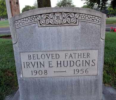 HUDGINS, IRVIN EDWARD - Sutter County, California | IRVIN EDWARD HUDGINS - California Gravestone Photos