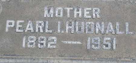 HUDNALL, PEARL IDA - Sutter County, California   PEARL IDA HUDNALL - California Gravestone Photos
