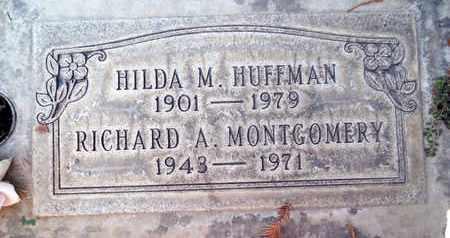 HUFFMAN, HILDA MAY - Sutter County, California | HILDA MAY HUFFMAN - California Gravestone Photos