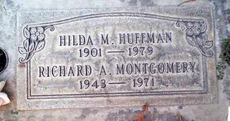 HUFFMAN, HILDA MAY - Sutter County, California | HILDA MAY HUFFMAN - California Gravestone Photos