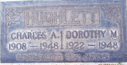 HUGHLETT, DOROTHY M. - Sutter County, California | DOROTHY M. HUGHLETT - California Gravestone Photos