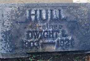 HULL, DWIGHT L. - Sutter County, California | DWIGHT L. HULL - California Gravestone Photos