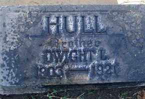 HULL, DWIGHT L. - Sutter County, California | DWIGHT L. HULL - California Gravestone Photos