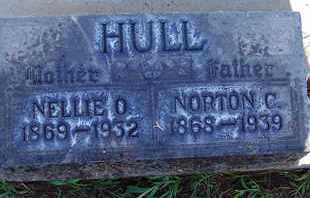 HULL, NELLIE OLIVE - Sutter County, California | NELLIE OLIVE HULL - California Gravestone Photos