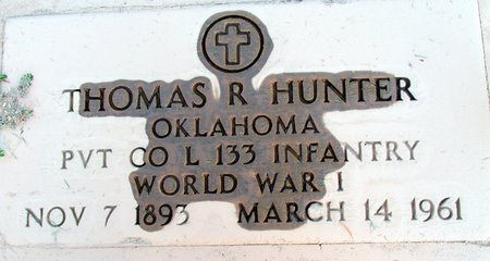 HUNTER, THOMAS ROY - Sutter County, California | THOMAS ROY HUNTER - California Gravestone Photos