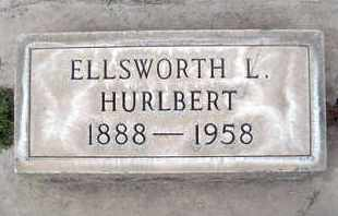 HURLBERT, ELLSWORTH L. - Sutter County, California | ELLSWORTH L. HURLBERT - California Gravestone Photos
