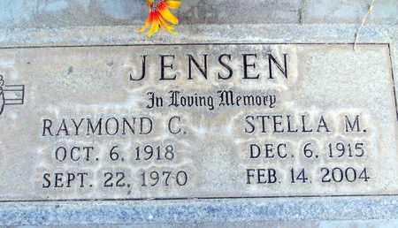 JENSEN, RAYMOND C. - Sutter County, California   RAYMOND C. JENSEN - California Gravestone Photos