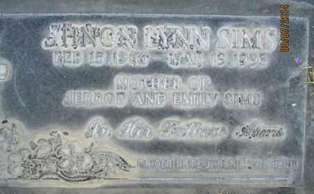 BEBOUT JHNON LYNN, SIMS - Sutter County, California | SIMS BEBOUT JHNON LYNN - California Gravestone Photos