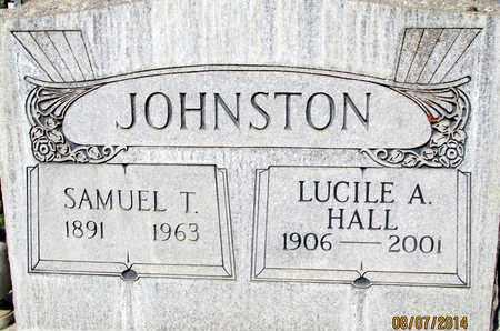 HALL JOHNSTON, LUCILE ANN - Sutter County, California | LUCILE ANN HALL JOHNSTON - California Gravestone Photos