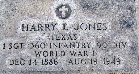 JONES, HARRY LEE - Sutter County, California   HARRY LEE JONES - California Gravestone Photos