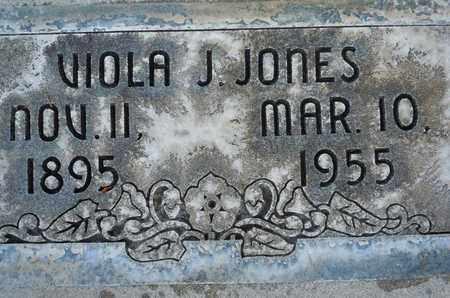 JONES, VIOLA J. - Sutter County, California | VIOLA J. JONES - California Gravestone Photos