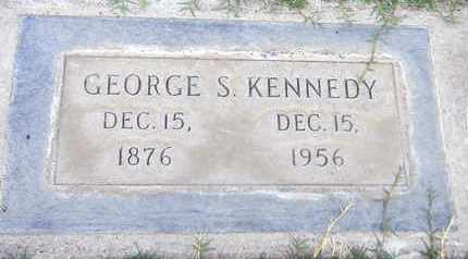 KENNEDY, GEORGE S. - Sutter County, California | GEORGE S. KENNEDY - California Gravestone Photos